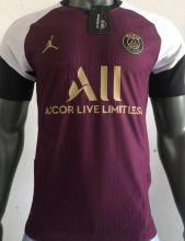 2020/21 PSG Third Player Version Soccer Jersey