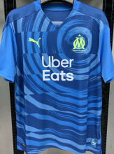 2020/21 Marseille 1:1 Quality Third Fans Soccer Jersey