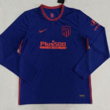 2020/21 ATM Away Long Sleeve Soccer Jersey