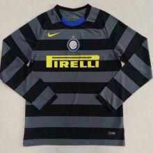 2020/21 In Milan Third Long Sleeve Soccer Jersey