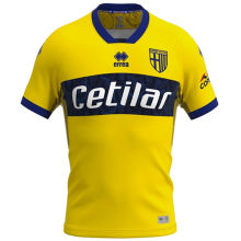 2020/21 Parma Away Yellow Fans Soccer Jersey