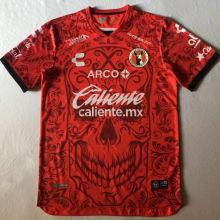 2020/21 Tijuana Día De Los Muertos Red Fans Soccer Jersey