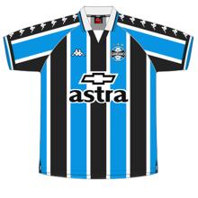 2000 Grêmio Home Retro Soccer Jersey