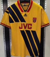 1993/94 ARS Away Yellow Retro Soccer Jersey