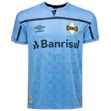 2020/21 Gremio 1:1 Quality Third Blue Fans Soccer Jersey