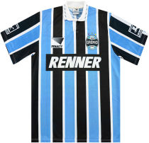 1995 Grêmio Home Retro Soccer Jersey