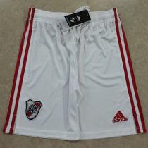2020/21 River Plate Home White Short Pants