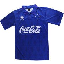 1993-1994 Cruzeiro Home Retro Soccer Jersey