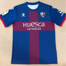 2020/21 Huesca Home Fans Soccer Jersey