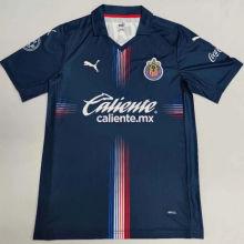 2020/21 Chivas Third Black Fans Soccer Jersey