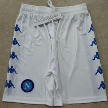2020/21 Napoli White Shorts Pants