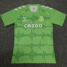 2020/21 Everton Green Training Jersey