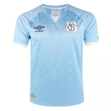 2020/21 Santos 1:1 Quality Third Blue Fans Soccer Jersey