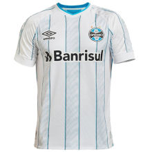 2020/21 Gremio Away White Fans Soccer Jersey
