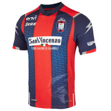 2020/21 Crotone Home Red Fans Soccer Jersey
