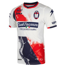 2020/21 Crotone Away White Fans Soccer Jersey