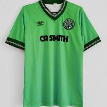 1984/86 Celtic Home Green Retro Soccer Jersey