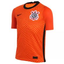 2020/21 Corinthians Orange GK Soccer Jersey