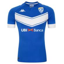2020/21 Brescia Home Blue Fans Soccer Jersey
