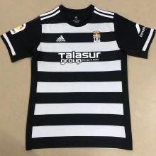 2020/21 Cartagena Home White And Black Fans Soccer Jersey