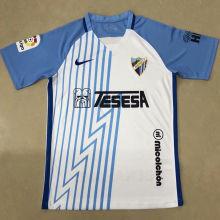 2020/21 Malaga Home Fans Soccer Jersey