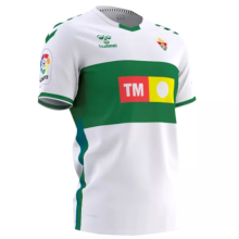2020/21 Elche Home Green White Fans Soccer Jersey