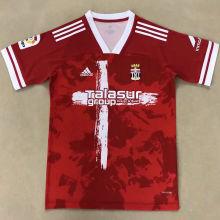 2020/21 Cartagena Away Red  Fans Soccer Jersey