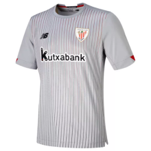 2020/21 Bilbao Athletic Away Grey Fans Soccer Jersey
