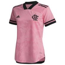 2020/21 Flamengo Pink Women Soccer Jersey