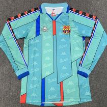 1996/97 BA Away Long Sleeve Retro Soccer Jersey