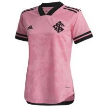 2020/21 Internacional Pink Women Soccer Jersey