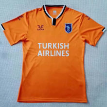 2020/21 Istanbul Home Orange Fans Soccer Jersey