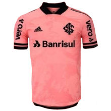 2020/21 Internacional 1:1 Pink Soccer Jersey (All AD 全广告)