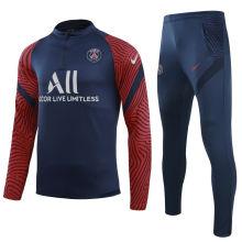 2020/21 PSG Blue Sweater Tracksuit