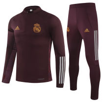 2020/21 RM Purple Sweater Tracksuit