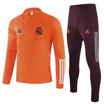 2020/21 RM Orange Sweater Tracksuit