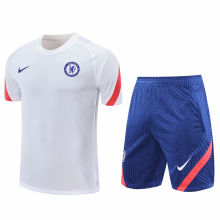 2020/21 CFC White Short Training Jersey(A Set)