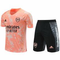 2020/21 ARS Pink Short Training Jersey(A Set)
