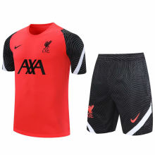 2020/21 LFC Red Short Training Jersey(A Set)
