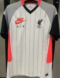 2020/21 Liverpool 1:1 Quality Fourth Fans Soccer Jersey