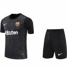 2020/21 BA Black GK Soccer Jersey(A Set)