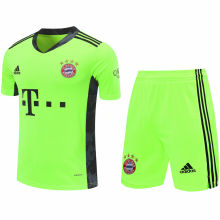 2020/21 BFC Green GK Soccer Jersey(A Set)