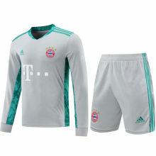 2020/21 BFC Grey GK Long Sleeve Soccer Jersey(A Set)