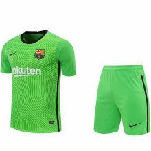 2020/21 BA Green GK Soccer Jersey(A Set)