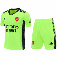 2020/21 ARS Green GK Soccer Jersey(A Set)