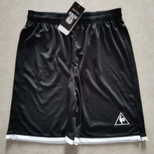 1986 Argentina Black Retro Shorts