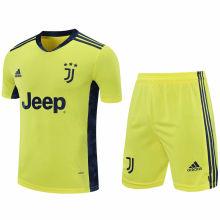 2020/21 JUV Yellow GK Soccer Jersey(A Set)