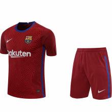 2020/21 BA Red GK Soccer Jersey(A Set)