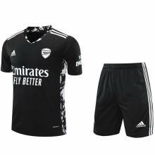 2020/21 ARS Black GK Soccer Jersey(A Set)