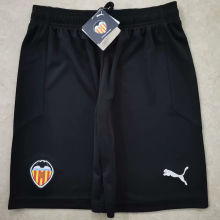2020/21 Valencia Black Short Pants